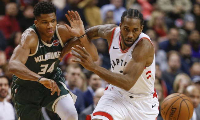 NBA Live Stream: Watch Bucks at Raptors - Game 6 Online