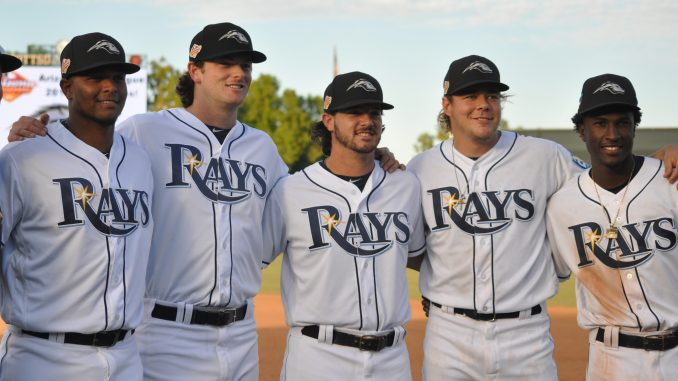 Tampa Bay Rays Prospects