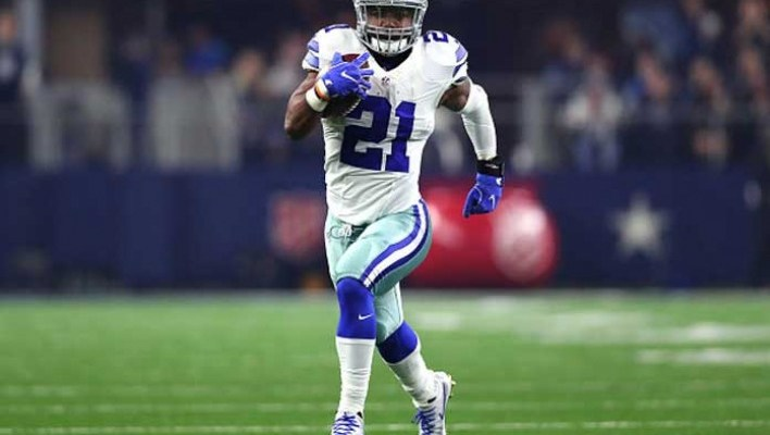 NFL Ezekiell Elliott Dallas Cowboys