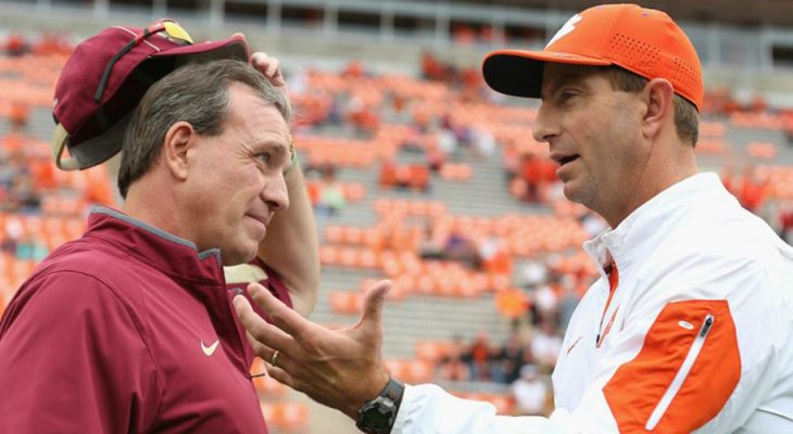 Top College Coaches
