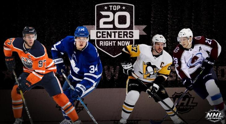 NHL Centers