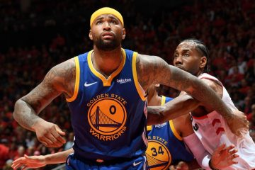 Los Angeles Lakers DeMarcus Cousins
