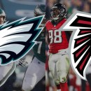 Philadelphia Eagles Atlanta Falcons