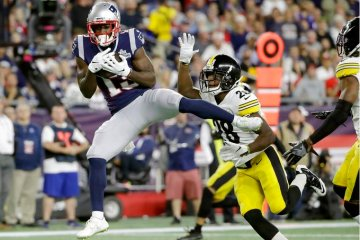 NFL New England Patriots Pittsburgh Steelers