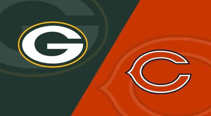 NFL Chicago Bears Green Bay Packers