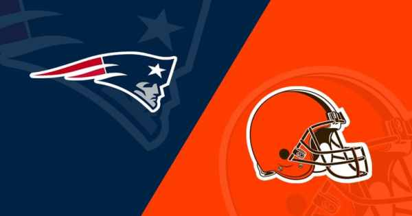 Patriots Browns