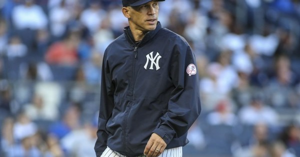 Philadelphia Phillies Joe Girardi