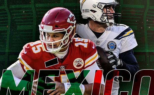 MNF Chiefs Chargers