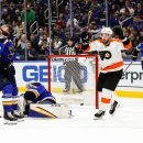 NHL Flyers Blues