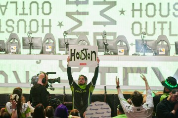 Overwatch League Outlaws Homestand