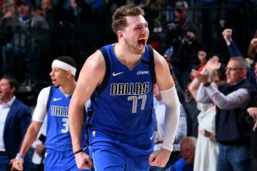 NBA Luka Doncic Mavericks