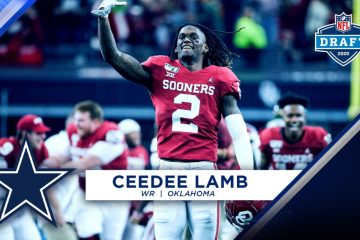 Dallas Cowboys CeeDee Lamb