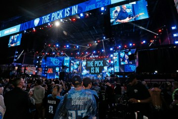 Tennessee Titans Draft