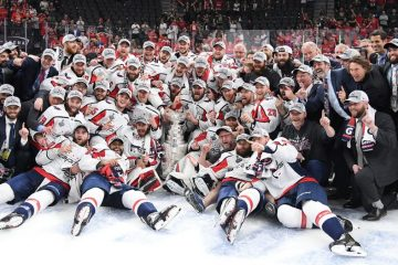Washington Capitals Mount Rushmore