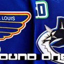 NHL Blues Canucks