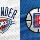 NBA OKC Clippers