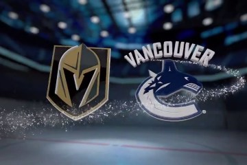 NHL Vegas Canucks