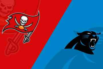 Buccaneers Panthers