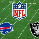 NFL Bills Raiders