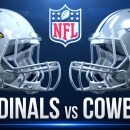 NFL MNF Cardinals Cowboys