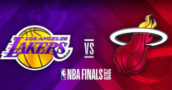 NBA Finals Lakers Heat