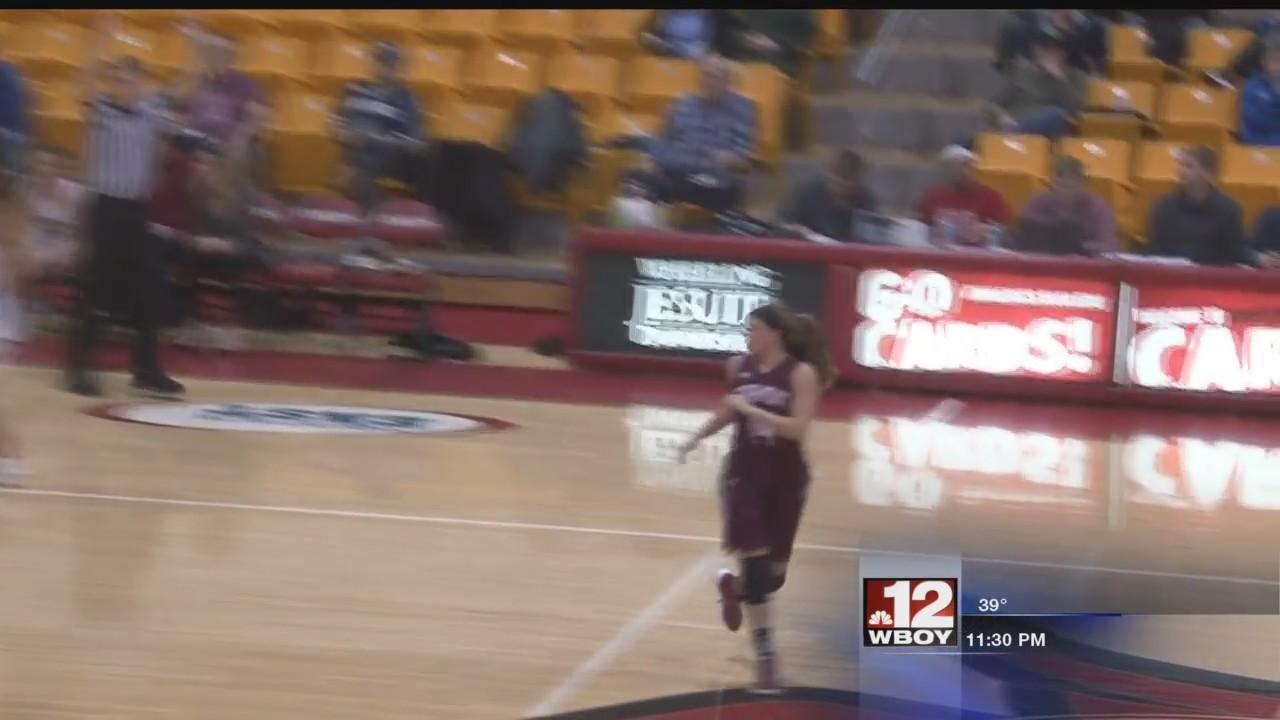 Sierra Kotchman named to Bulletin D-II All-Freshman Team