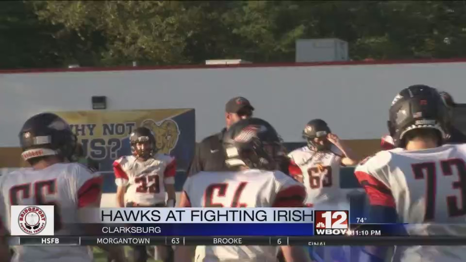 Football Friday Highlights: South Harrison and Clay-Battelle win on the road, and Tucker County wins at home