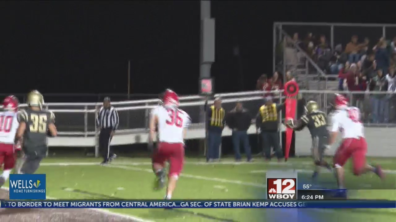 Lincoln's Crabtree wins GSC Catch of the Week