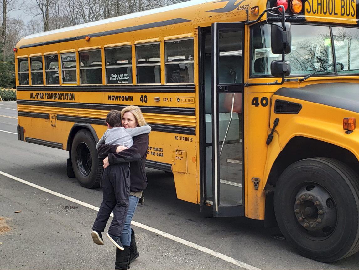 Sandy Hook school receives threat on shooting anniversary
