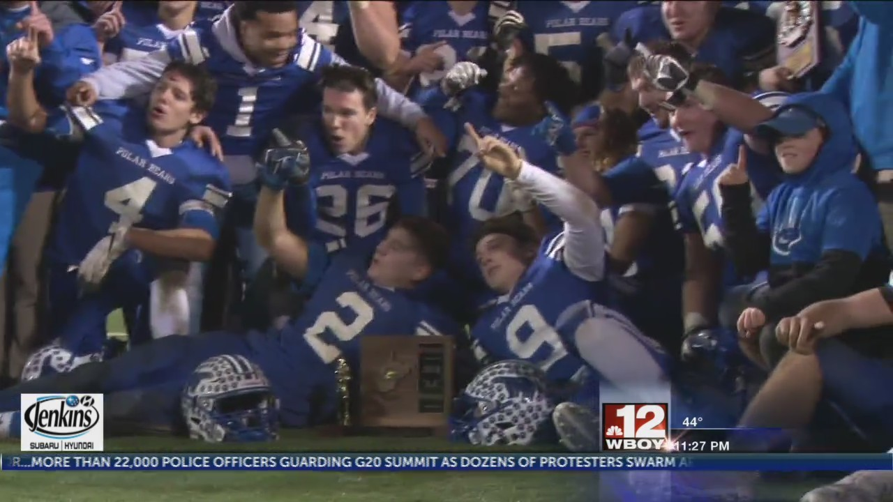 Fairmont Senior cruises to Double-A title over Bluefield