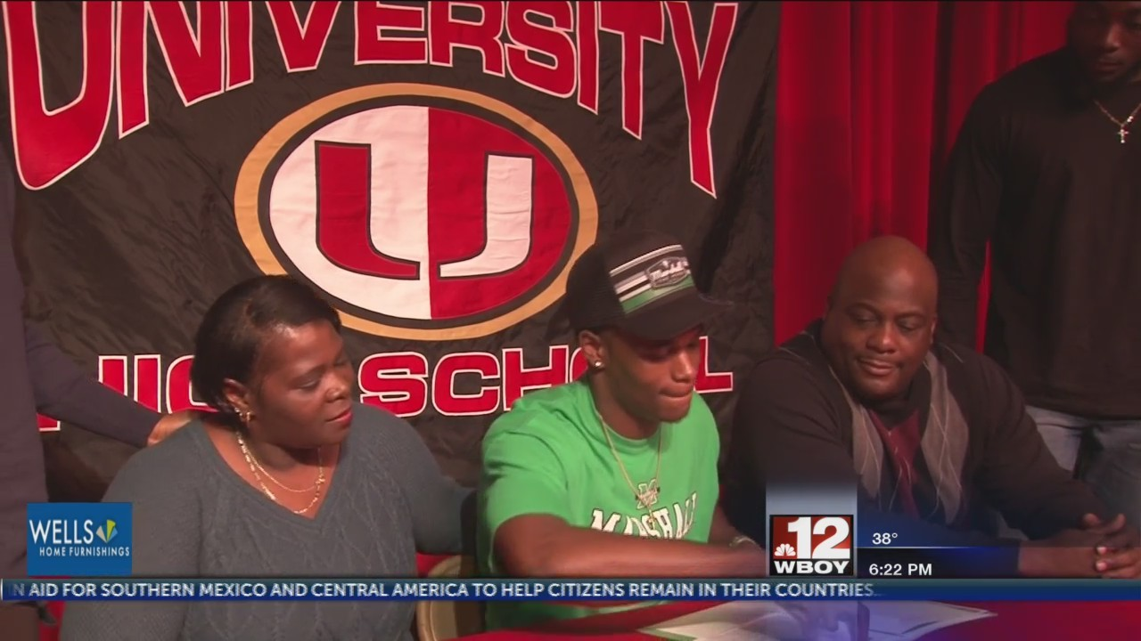 UHS holds signing day