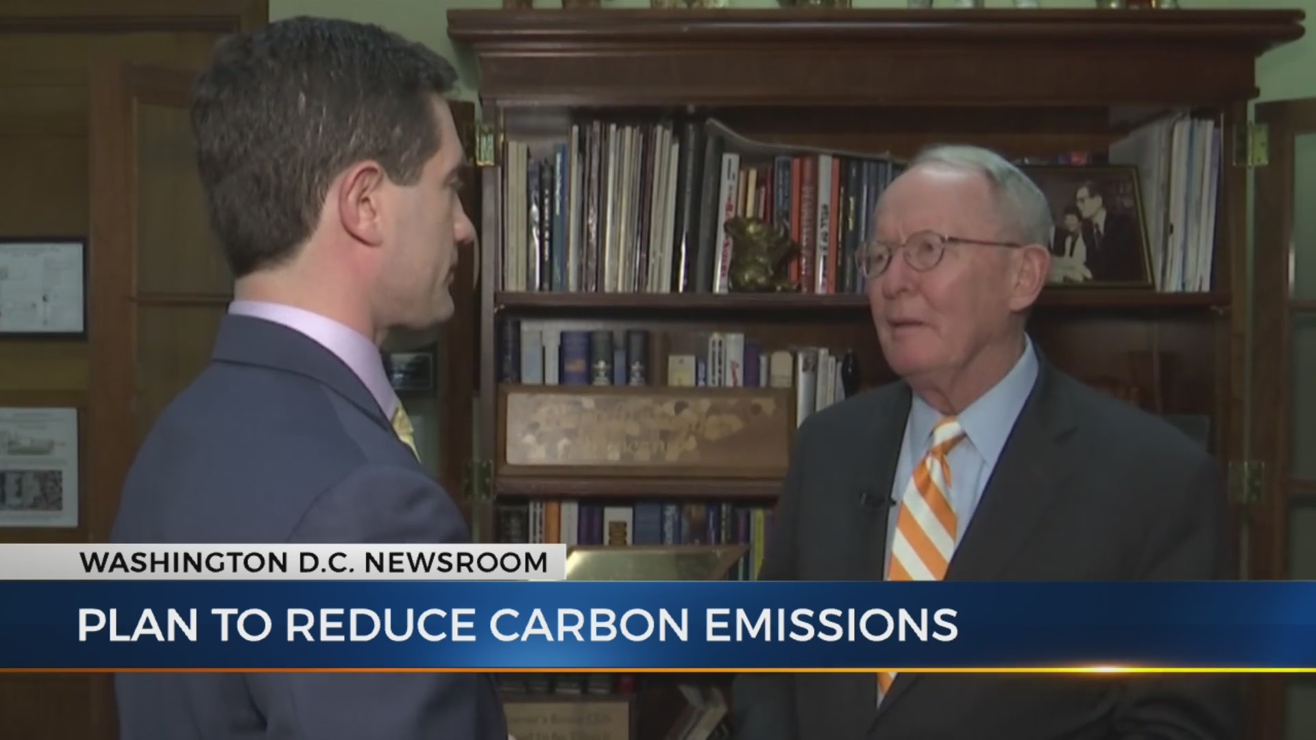 Sen. Lamar Alexander proposes GOP Green Deal