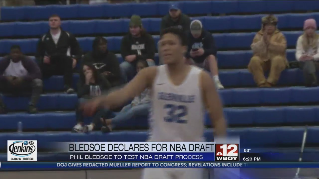 Glenville State's Phil Bledsoe declares for NBA Draft