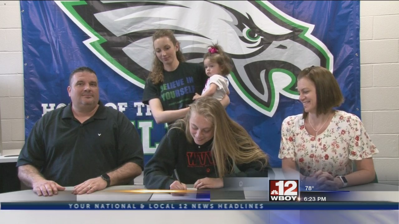 RCB's Haley Willey signs with WVWC