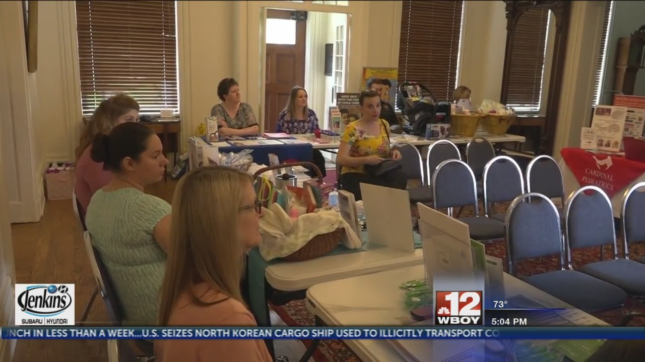 Clarksburg Public Library holds 6th annual Community Baby Shower