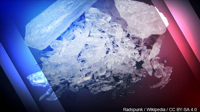 Federal grand jury indicts 11 accused of distributing meth