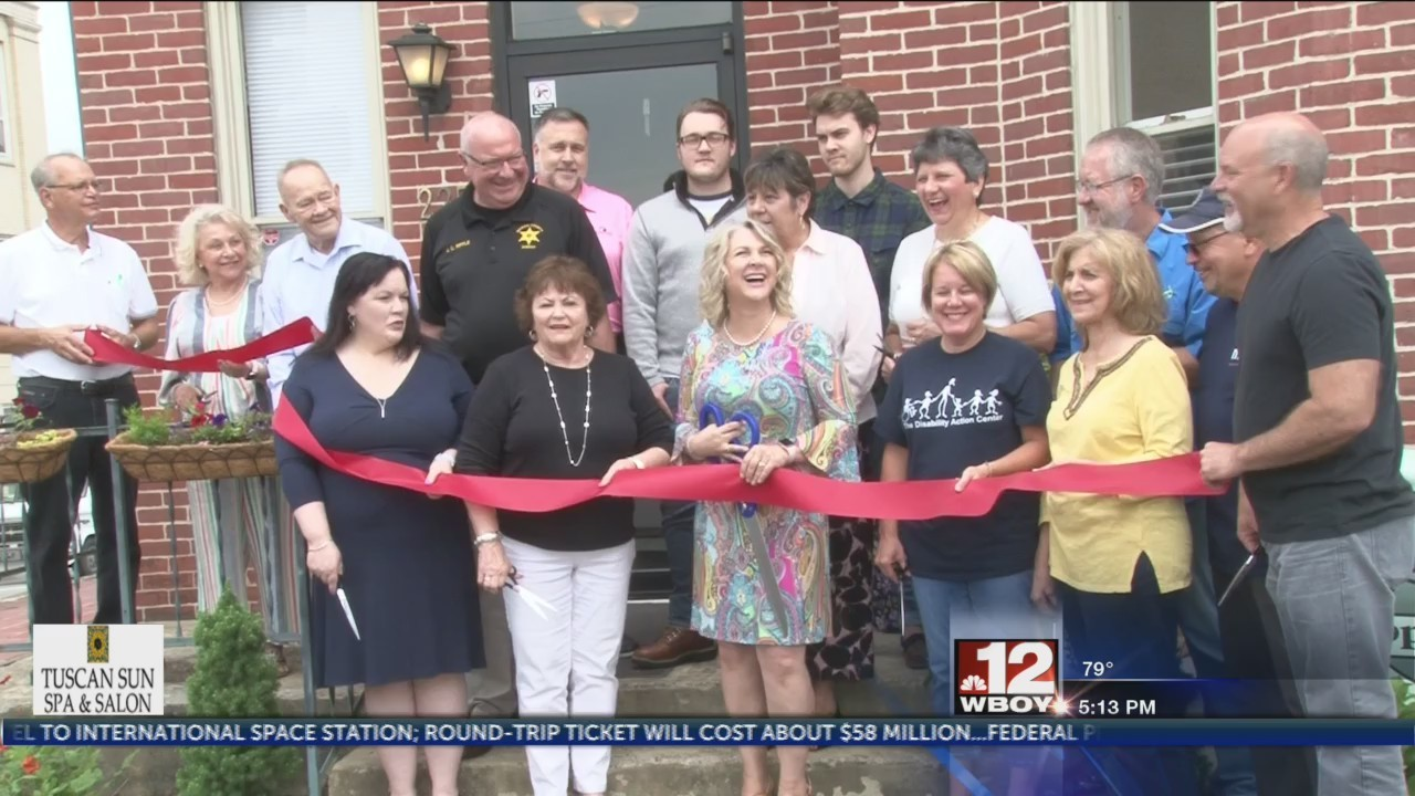 Marion County leaders to Appalachian Counseling Center ribbon cutting