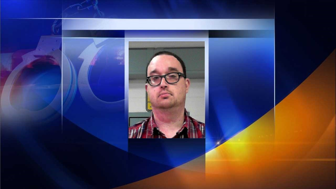 Marion County man arrested on robbery charge | WBOY
