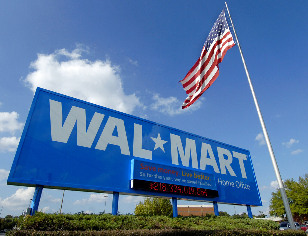 Walmart to stop selling handgun ammunition, will ask