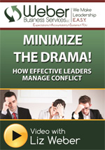 Minimize the Drama! Video