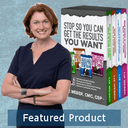 Featured Product | Stop So You Can Get The Results You Want