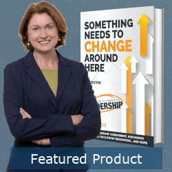 Featured Product | Something Needs to Change Around Here