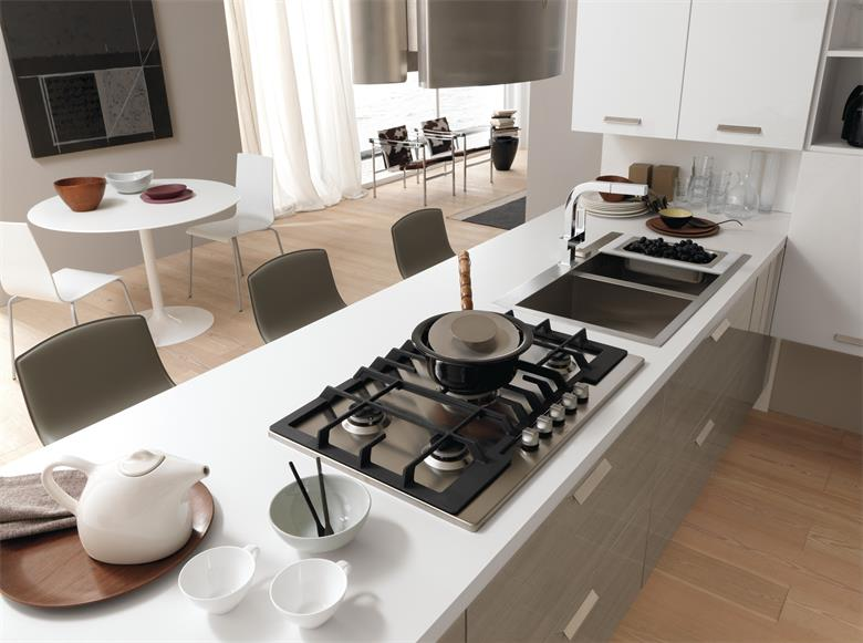 Mini functional kitchen counter new modern design for sale on Modern Kitchen Counter  id=30618
