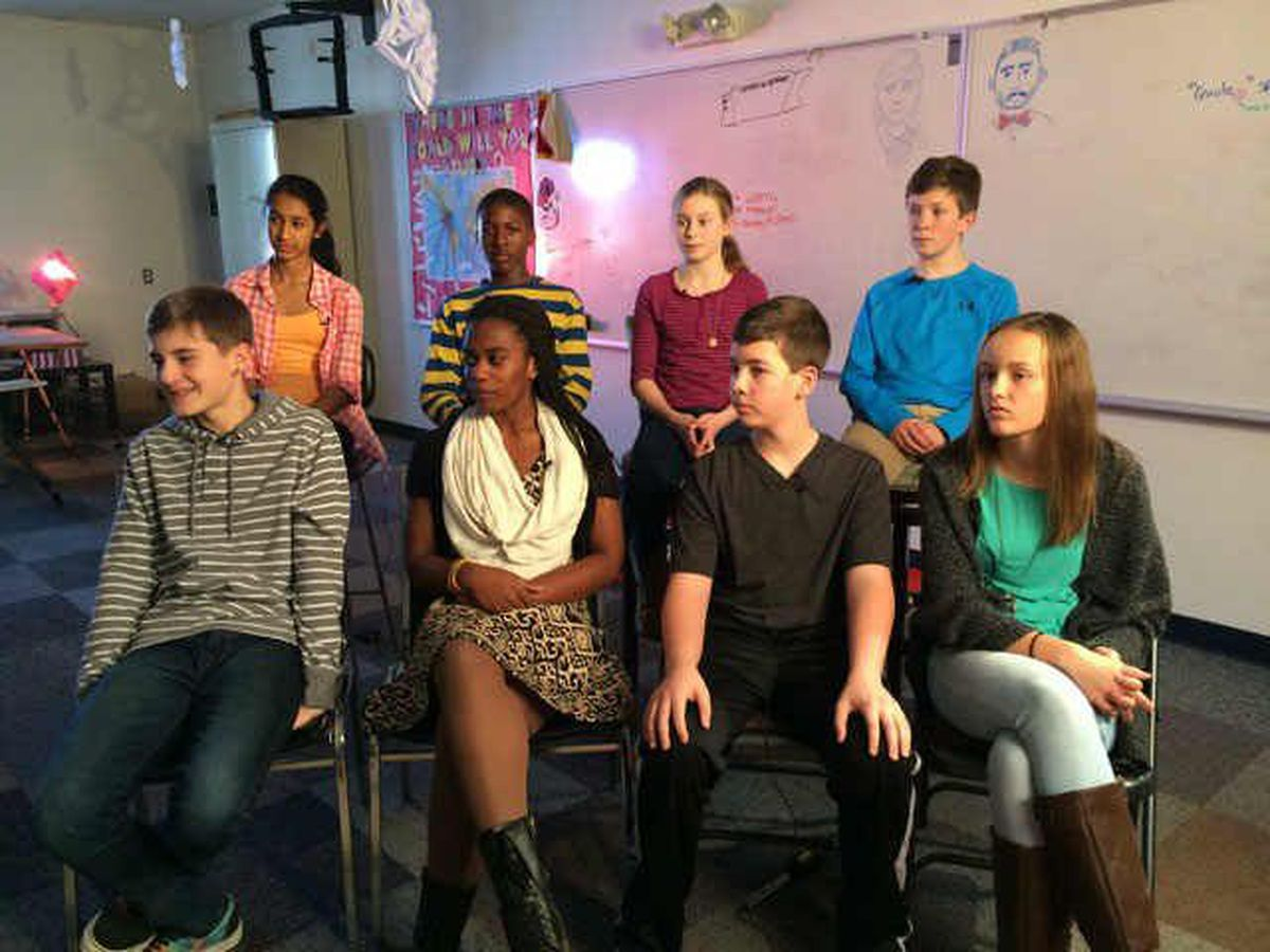 Real Talk With Middle School Kids About Bullying