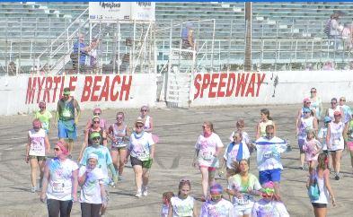 Color Run at Myrtle Beach Speedway_77414