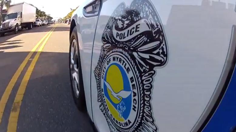 Myrtle Beach Police Car_482154