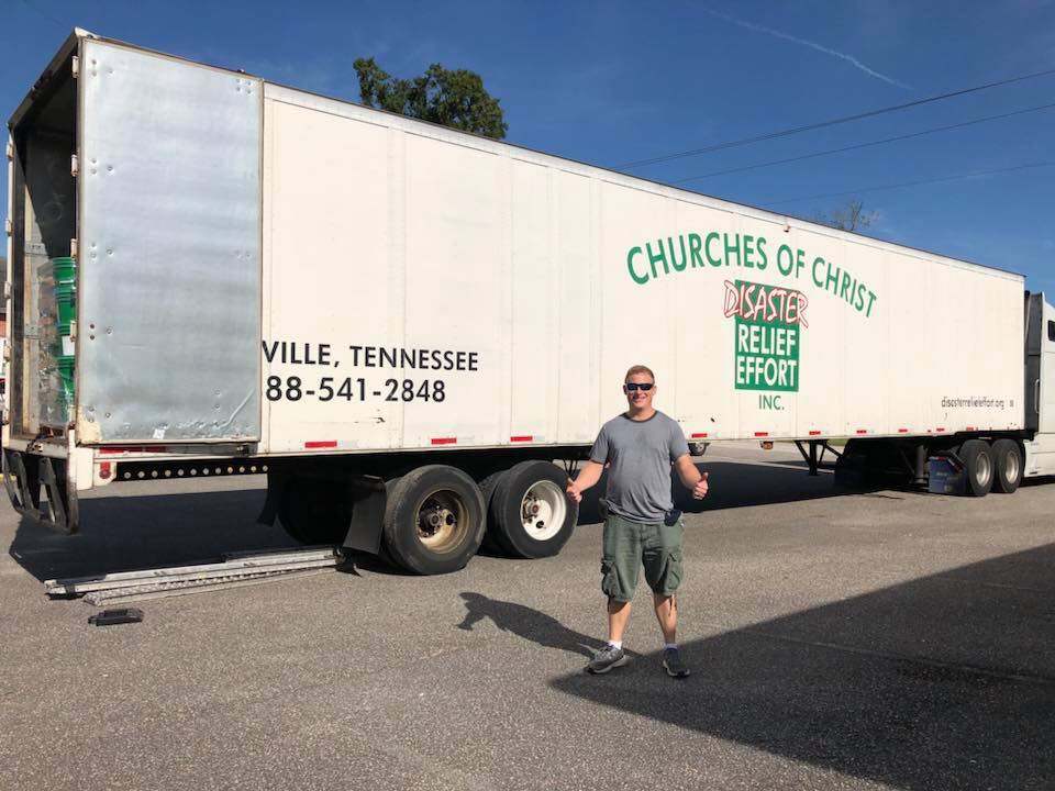 Churches of Christ Disaster Relief