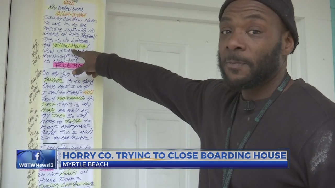 Myrtle Beach property manager hopes to remove crime from