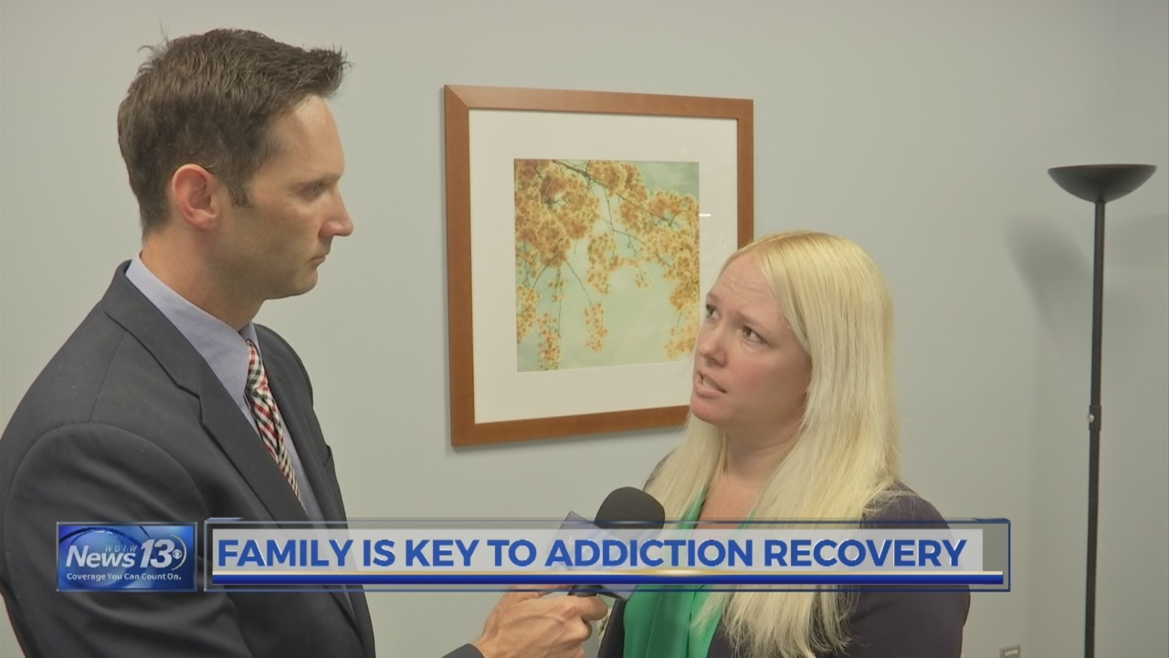 Tidelands counselor: Family matters in overcoming addiction