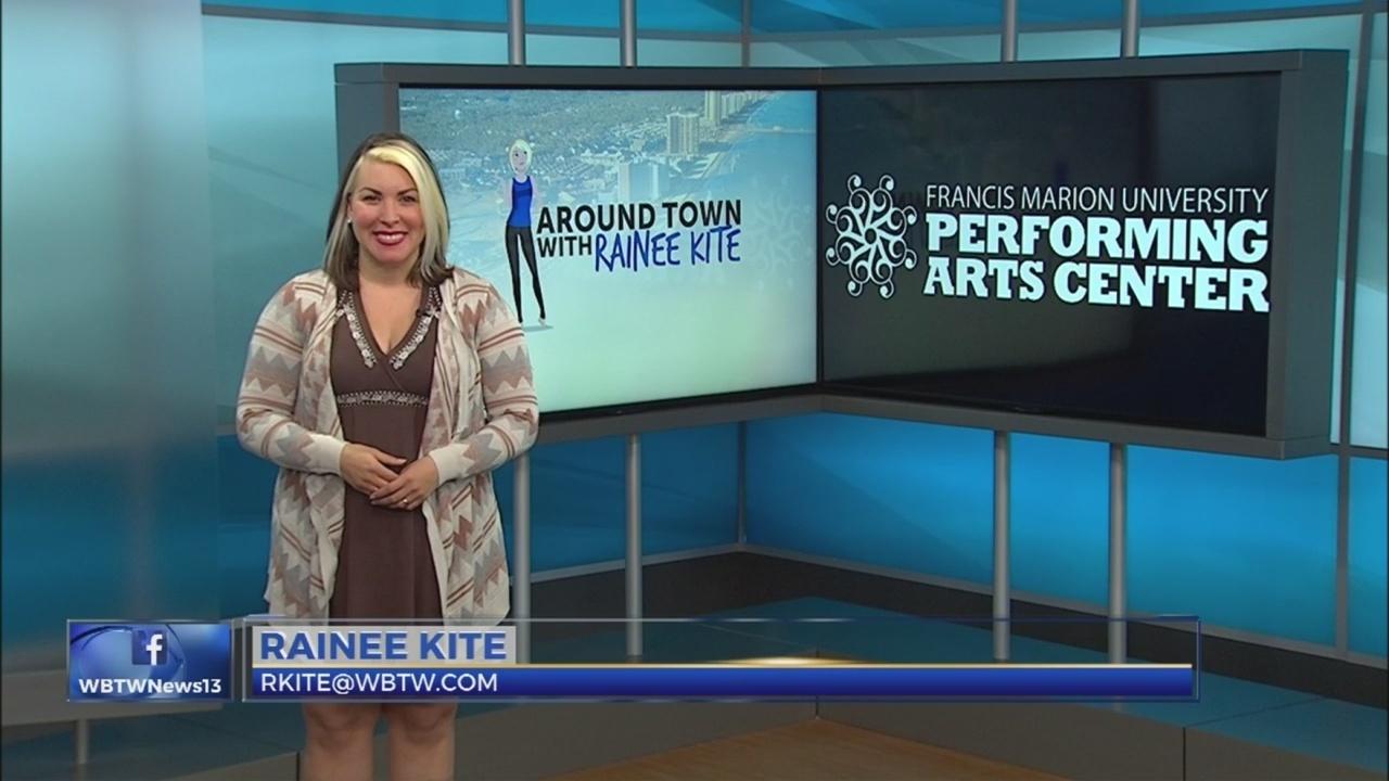 Around Town with Rainee Kite